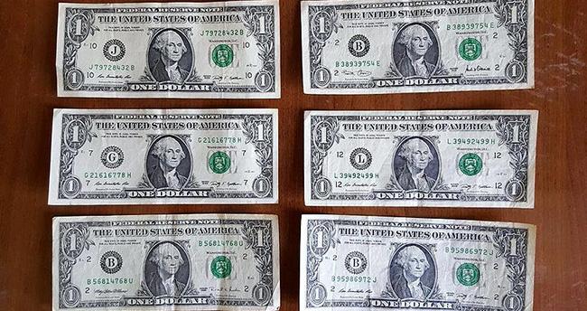 'FETÖ'nün bir dolarlık banknotları' iddianamede