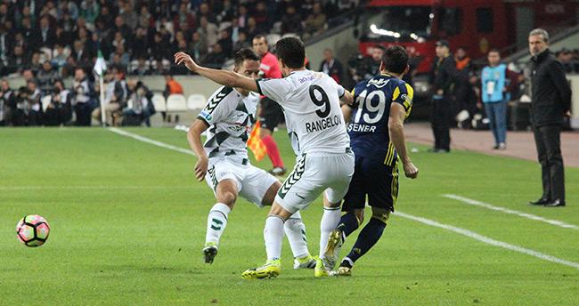 Atiker Konyaspor – Fenerbahçe – Foto Galeri