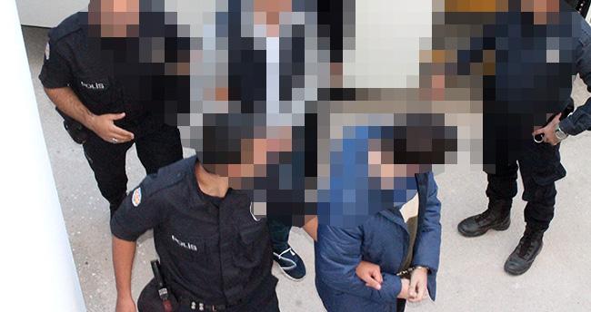 Konya 3. Ana Jet Üssünde gözaltına alınan 45 asker adliyeye sevk edildi