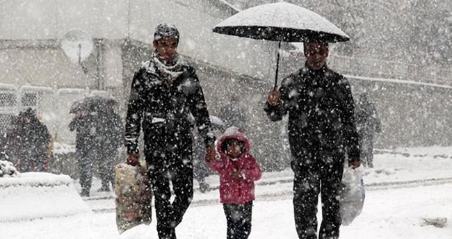 Meteoroloji'den kar uyarısı! – İşte kar yağışı beklenen iller