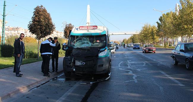 Konya'daki liseli iki gencin öldüğü kazada sürücü serbest bırakıldı