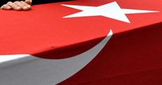 Siirt'te nöbet tutan askerlerin üzerine yıldırım düştü: 1 şehit, 1 yaralı