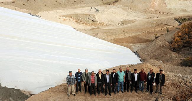 Beyşehir Başgöze'de tarımsal üretim canlanacak