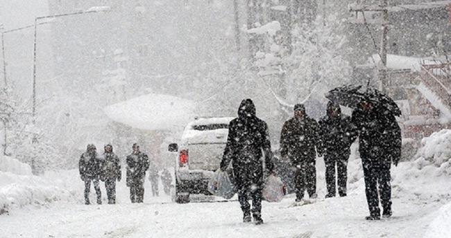 Meteoroloji saat verdi: Bu illerde kar bekleniyor
