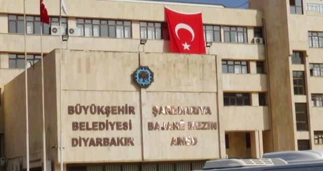 Diyarbakır Büyükşehir Belediyesi'ne kayyum atandı