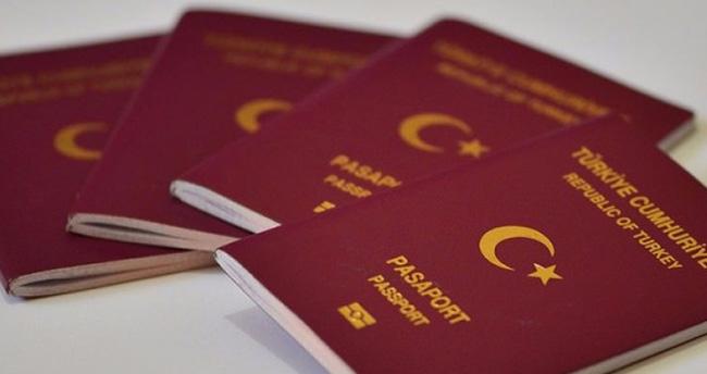 Pasaportlarda yeni dönem başladı!