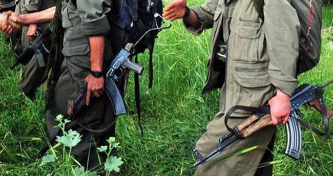 PKK'dan kaçan 6 terörist Silopi'de teslim oldu!