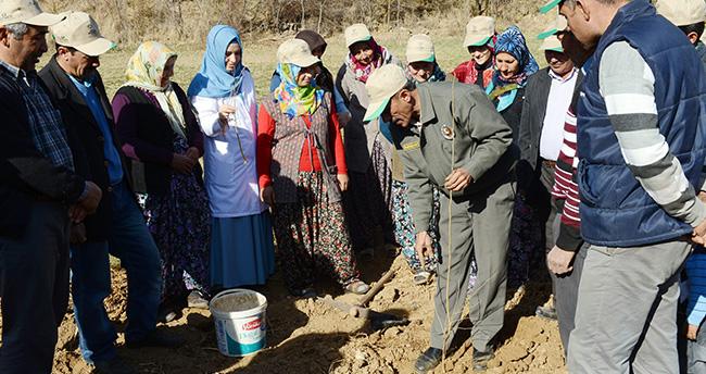 Konya Büyükşehir'den ipekböcekçiliğine destek