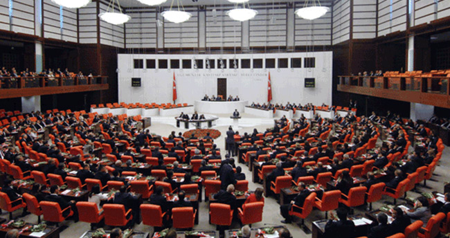 669 sayılı KHK Meclis'ten geçti