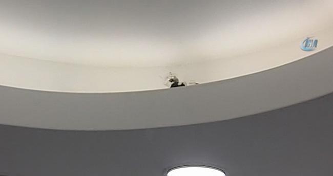 MHP'li Sancaklı'nın odasında 'gizli kamera' araması
