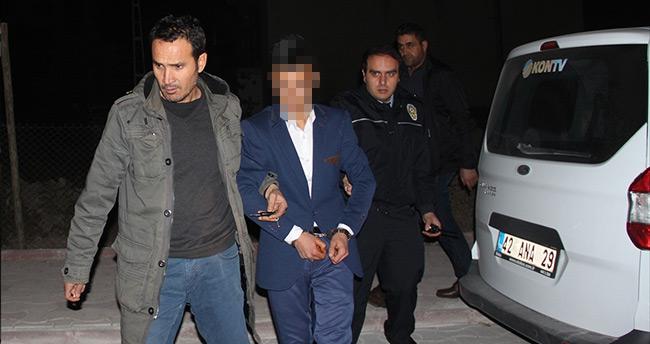 Konya'da cinayet – Alkol almayın dedi canından oldu