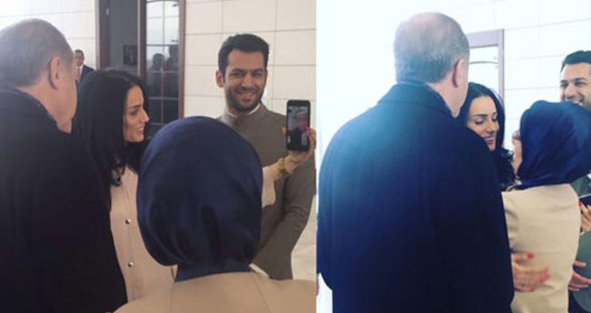 Cumhurbaşkanı Erdoğan Murat Yıldırım'a kız istedi!