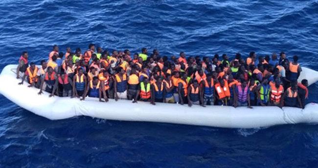 Akdeniz'de büyük facia: 340 kişi kayıp!