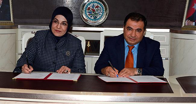 Meram Belediyesi ile KGM arasında protokol