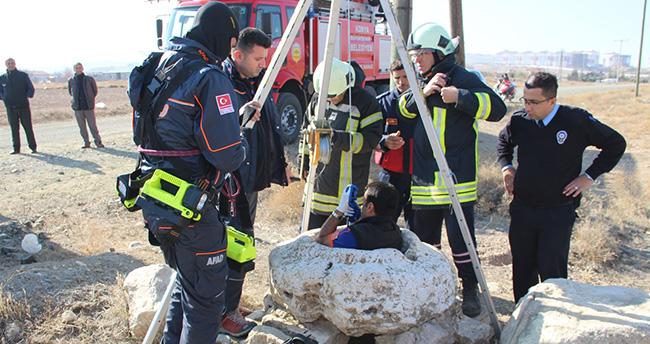 Konya'da izinsiz kazı iddiası