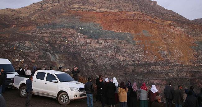 Şirvan'da maden ocağındaki göçükte 3 işçi hayatını kaybetti