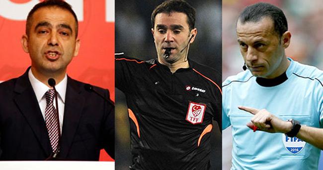 Futbol dünyasının ünlü isimlerine FETÖ'den suç duyurusu