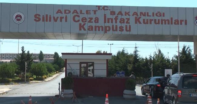 Silivri Cezaevi Müdürü Bylock'tan gözaltına alındı