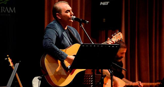 Meram'da Aykut Kuşkaya konseri