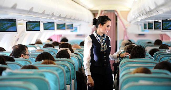 Uçakta internet hizmeti başlıyor