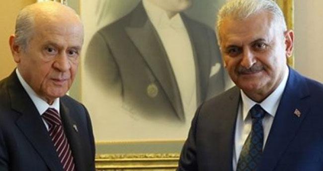 Ak Parti MHP'ye son değerlendirmesini gönderdi