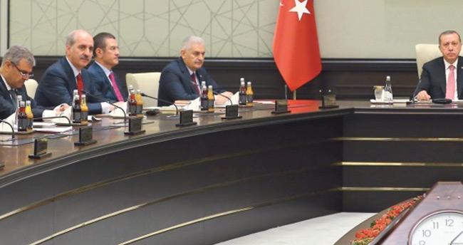 MGK, Cumhurbaşkanı Erdoğan başkanlığında toplanıyor