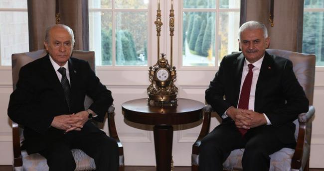 Başbakan Yıldırım: Önümüzdeki hafta teklifi Meclis'e sunacağız