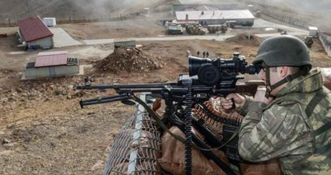 PKK'ya ağır darbe! 609 terörist etkisiz hale getirildi