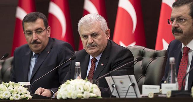 Başbakan Yıldırım: 80 bin KOBİ'ye mali kaynak sağlanacak