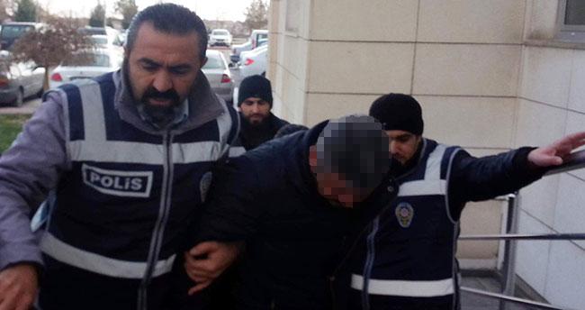 Konya'da esnafın 25 bin lirasını çalan hırsızlar yakalandı