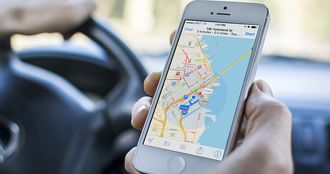 Apple Harita Uygulaması İçin Drone Kullanacak