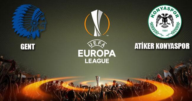 Atiker Konyaspor – Gent maçına Danimarkalı hakem