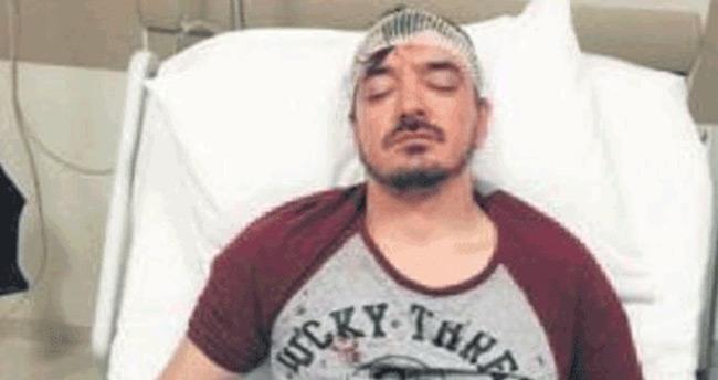 Orhan Ölmez 5 yerinden bıçakladı