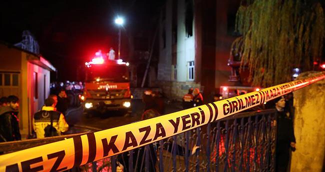 Yurt yangınıyla ilgili 2 kişi daha tutuklandı