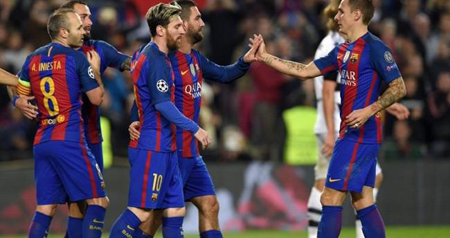 Barcelona'da Arda tarihe geçti! 3 gol birden…