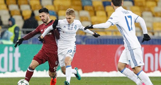 Kiev'de ağır yenilgi! – Dinamo Kiev 6 – 0 Beşiktaş