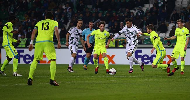 Atiker Konyaspor 0-1 Gent