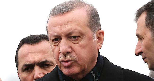 Cumhurbaşkanı Erdoğan: 'Milletim Tl'ye geçişe daha da yüklenmeli'
