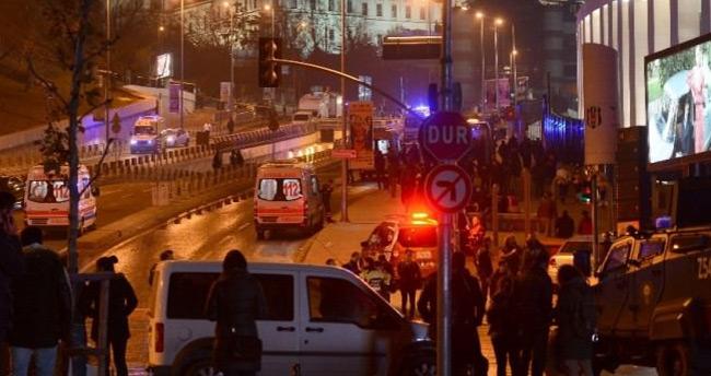 İstanbul'daki hain saldırıyı TAK üstlendi