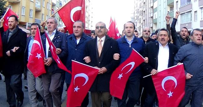 Konya'dan İstanbul'daki terör saldırısına tepkiler