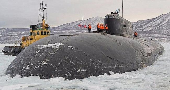 ABD donanması Rus denizaltılarını arıyor