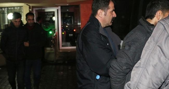 Adana'da 3 PKK yandaşı tutuklandı
