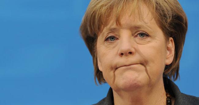 Angela Merkel'den tuhaf HDP açıklaması