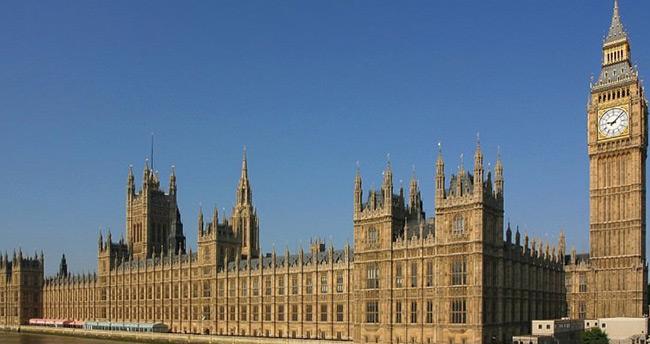 PKK'dan İngiliz parlamentosunda taşkınlık