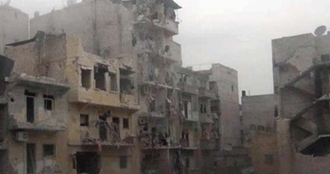 Şii milisler Halep'te kara harekatı başlattı