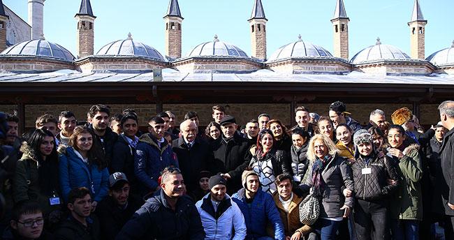 Kültür ve Turizm Bakanı Avcı, Konya'da