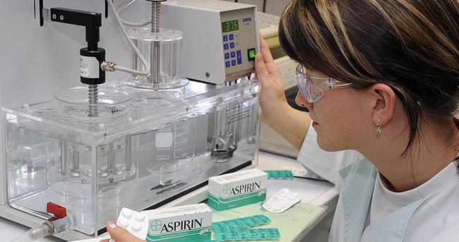 Aspirin kanser hücrelerinin çoğalmasını yavaşlatabilir