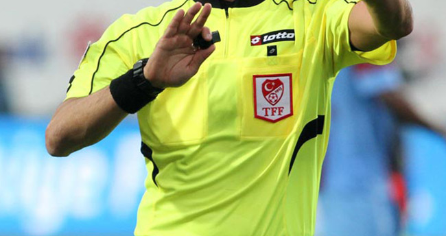 Spor Toto Süper Lig 15. hafta hakemleri belli oldu