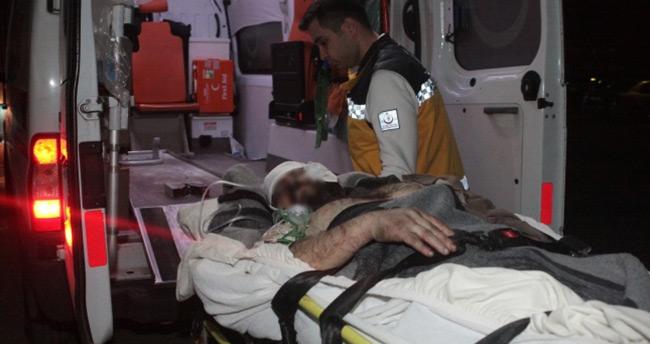 Halep'te yaralanan siviller Türkiye'de tedavi altına alınıyor