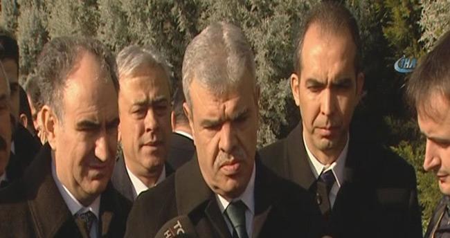 Başbakan Yardımcısı Veysi Kaynak: Askerlerin bulunduğu otobüse yönelik bir saldırı